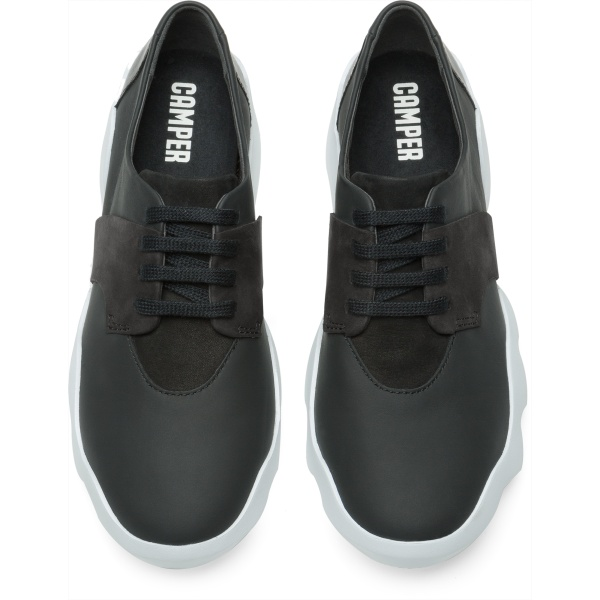 Camper Dub Black Sneakers Women K200313-005