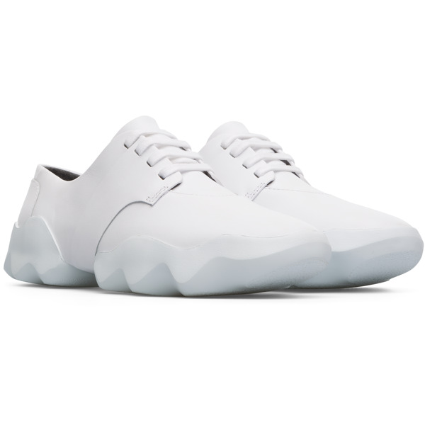 Camper Dub White Sneakers Women K200313-009