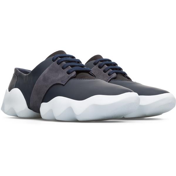 Camper Dub Blue Sneakers Women K200313-010