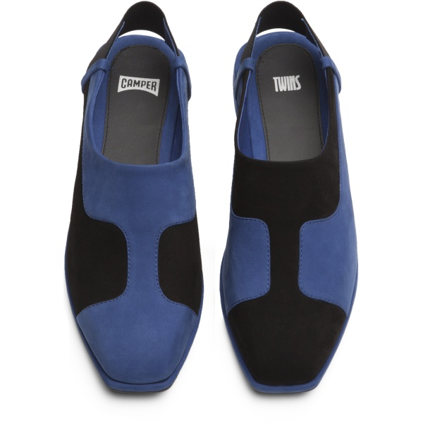 Camper Twins Multicolor Flat Shoes Women K200319-001
