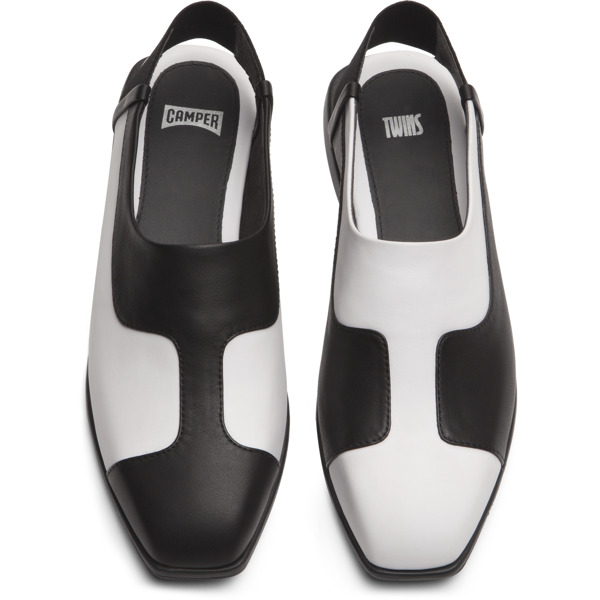 Camper Twins Multicolor Flat Shoes Women K200319-003