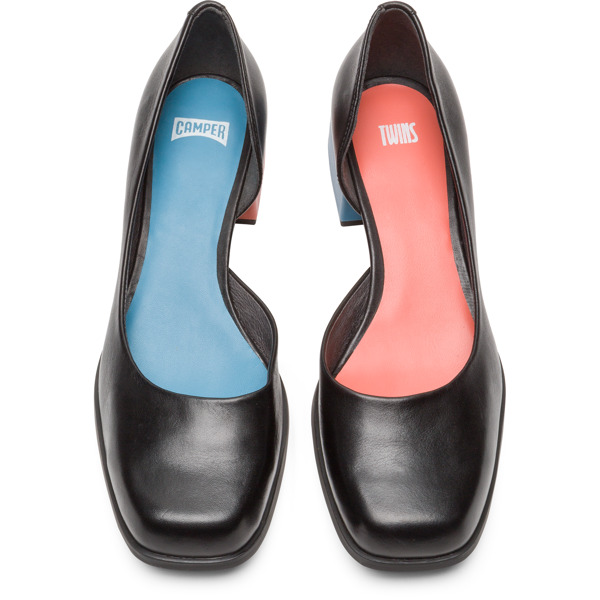 Camper Twins Black Heels Women K200331-004