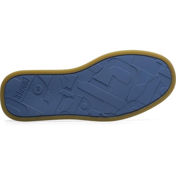 Camper Nixie Brown Flat Shoes Women K200347-004