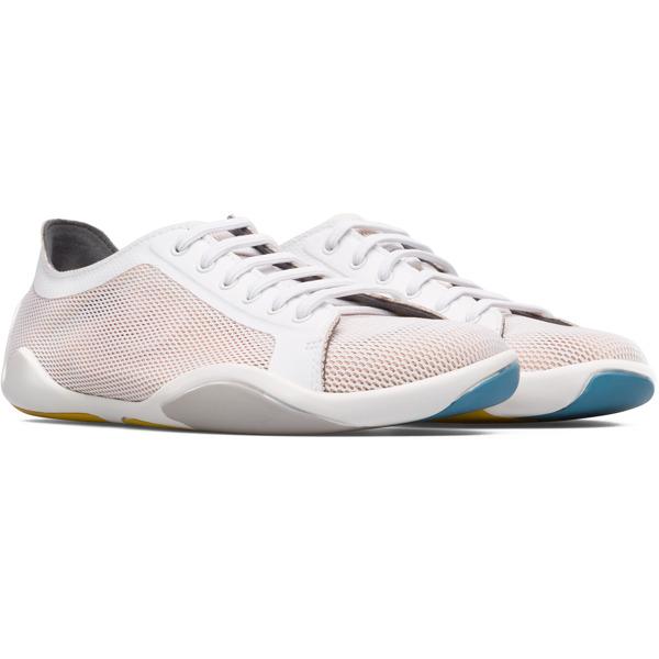 Camper Noshu White Sneakers Women K200351-008