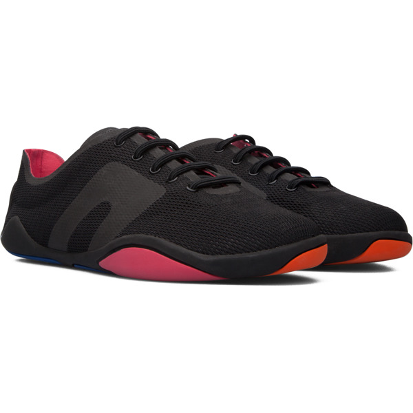 Camper Noshu Black Sneakers Women K200352-001