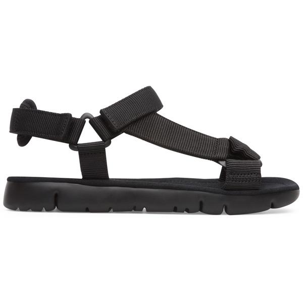 Camper Oruga Black Sandals Women K200356-007