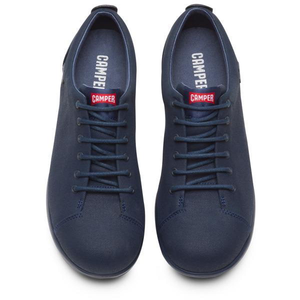Camper Pelotas Step Blue Sneakers Women K200362-007