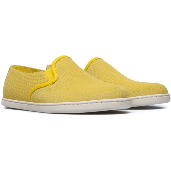 Camper Uno Yellow  Women K200397-003