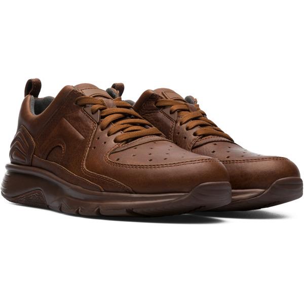 Camper Drift Brown Sneakers Women K200414-019