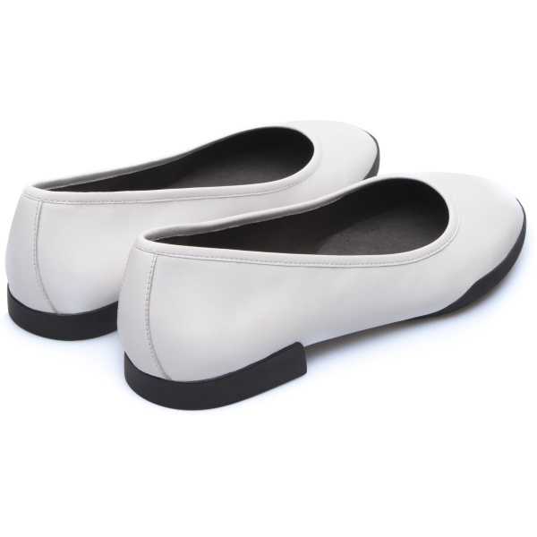 Camper TipTap White Ballerinas Women K200425-004