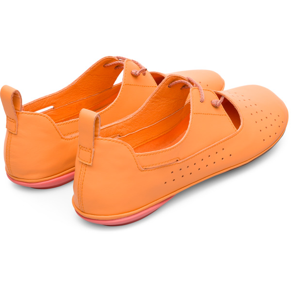 Camper Right Orange Casual Shoes Women K200441-004