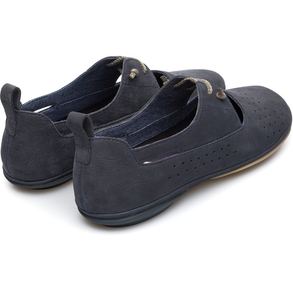 Camper Right Blue Casual Shoes Women K200441-005