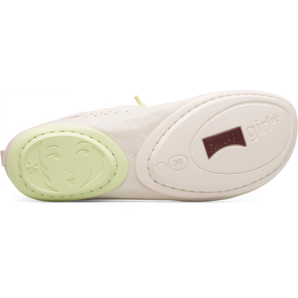 Camper Right Beige Casual Shoes Women K200441-009