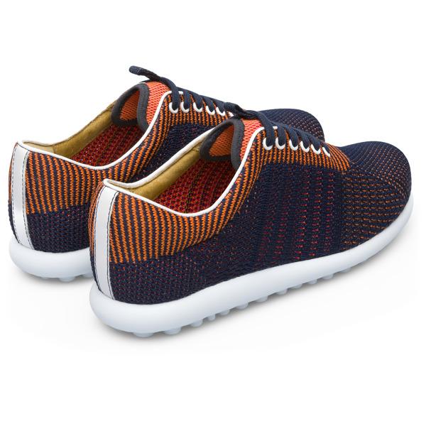 Camper Pelotas XLite Blue Flat Shoes Women K200456-002