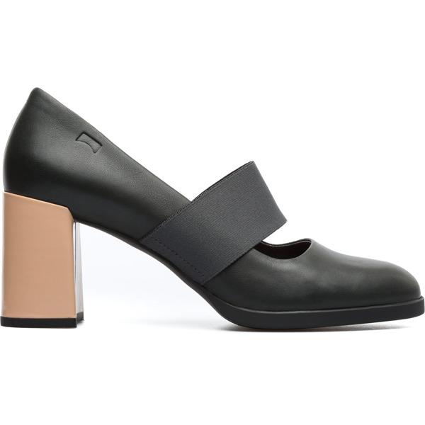 Camper Kara Grey Heels Women K200477-004