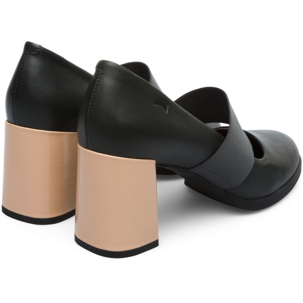 Camper Kara Grey Formal Shoes Women K200477-004