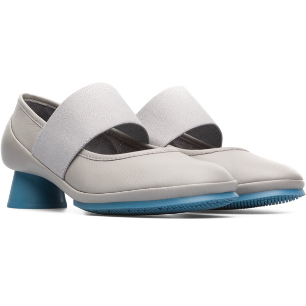 Camper Alright Grey Heels Women K200485-009