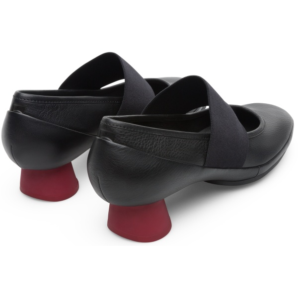 Camper Alright Black Heels Women K200485-014