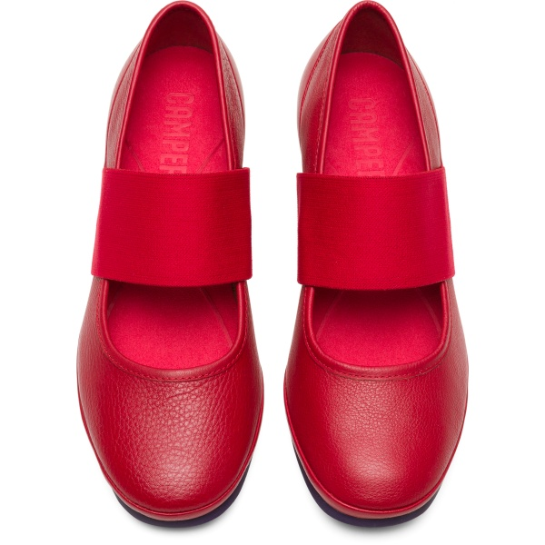 Camper Alright Red Heels Women K200485-020