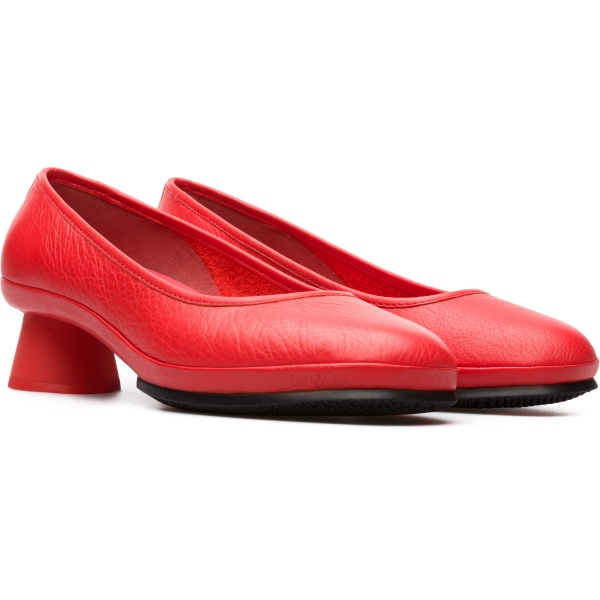 Camper Alright Red Formal Shoes Women K200487-002