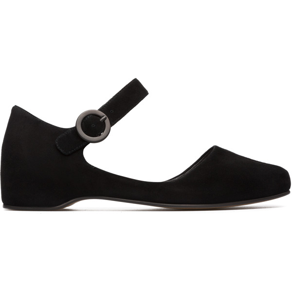 Camper Serena Black Platforms / Wedges Women K200491-001