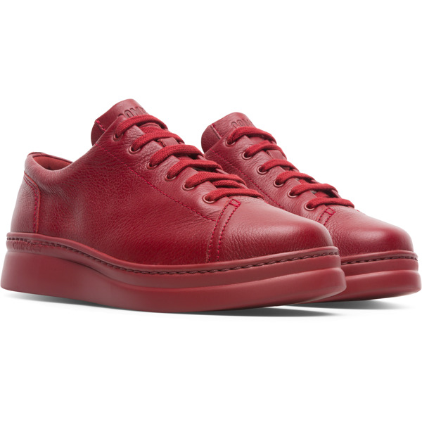 Camper Runner Up Red Casual Shoes Women K200508-019