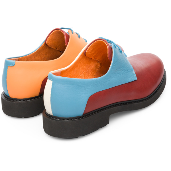 Camper Twins Multicolor Flats Women K200511-005