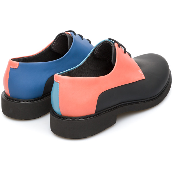 Camper Twins Multicolor Flat Shoes Women K200511-006
