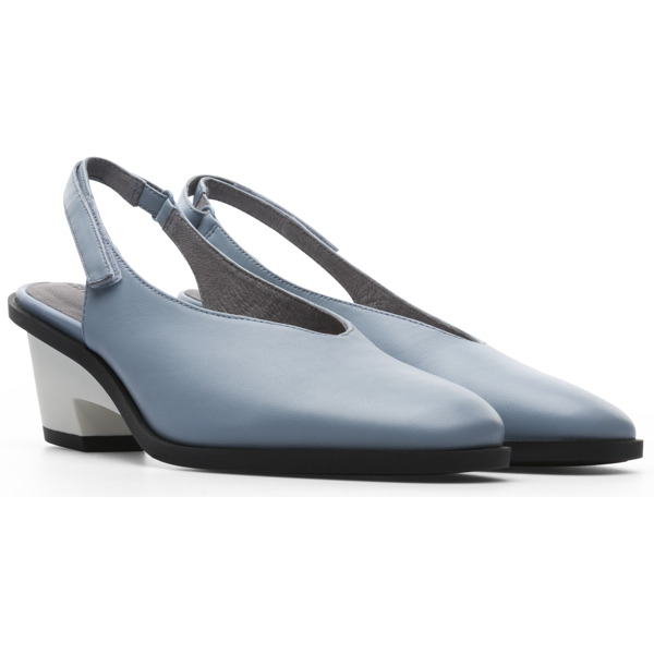 Camper Brooke Blue Heels Women K200561-005