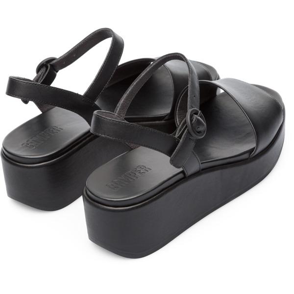 Camper Misia Black Sandals Women K200564-001
