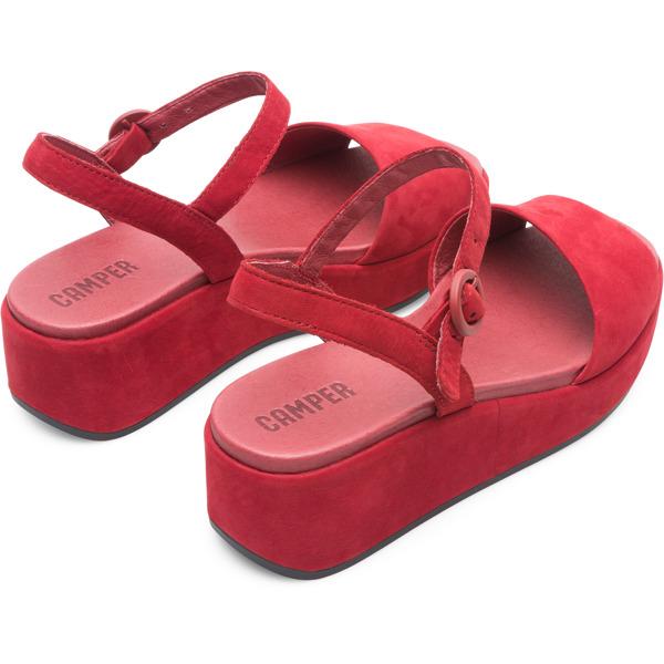 Camper Misia Red Sandals Women K200564-008
