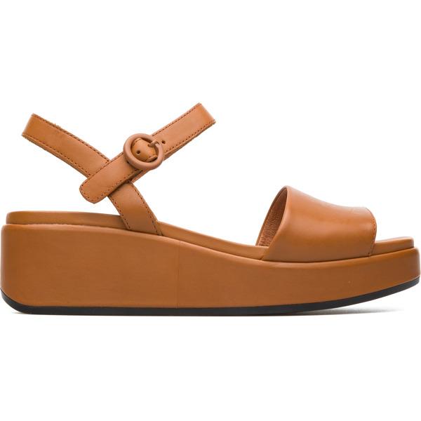 Camper Misia Brown Sandals Women K200564-009