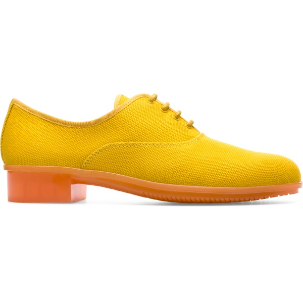 Camper Casi Jazz Yellow Casual Shoes Women K200565-001