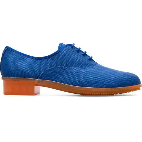 Camper Casi Jazz Blue Casual Shoes Women K200565-002
