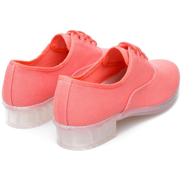 Camper Casi Jazz Pink Formal Shoes Women K200565-007