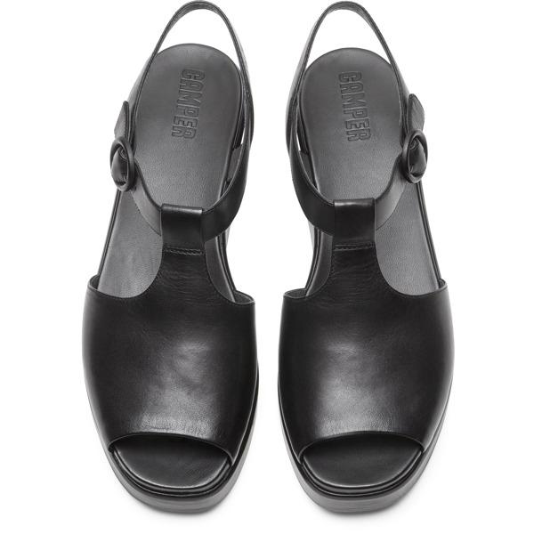 Camper Misia Black Formal Shoes Women K200568-001