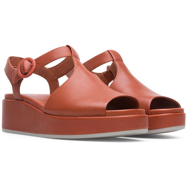 Camper Misia Brown Sandals Women K200568-004