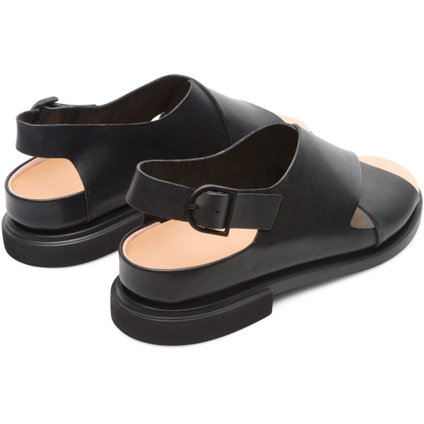 Camper Eda Black Sandals Women K200571-003