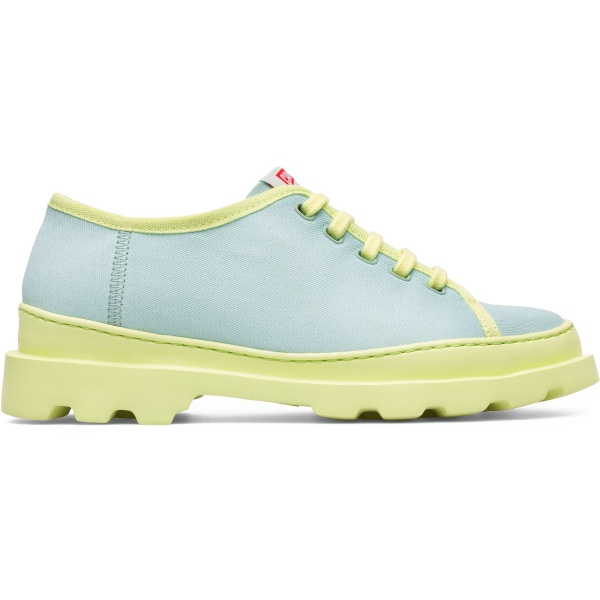 Camper Brutus Green Formal Shoes Women K200576-008
