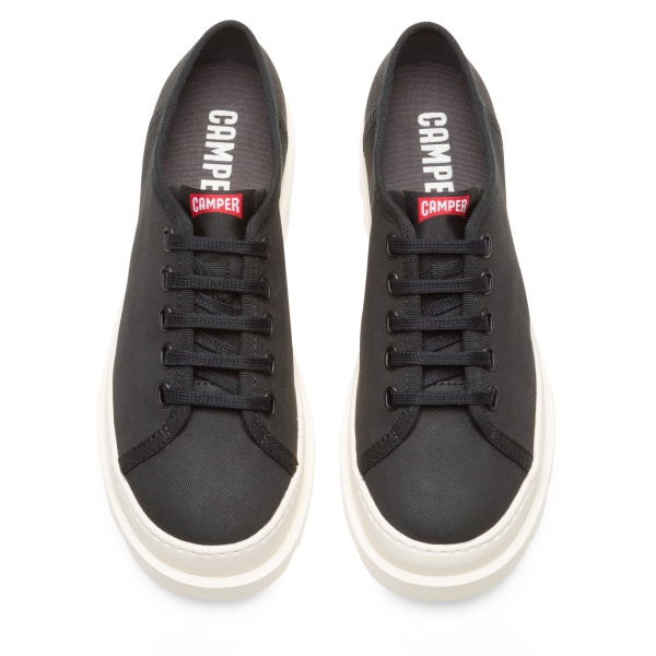 Camper Brutus Black Casual Shoes Women K200576-020