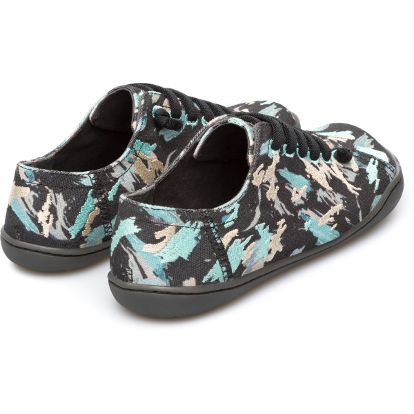 Camper Twins Multicolor Casual Shoes Women K200587-002