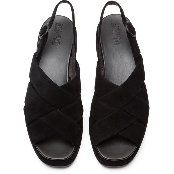 Camper Misia Black Formal Shoes Women K200591-001