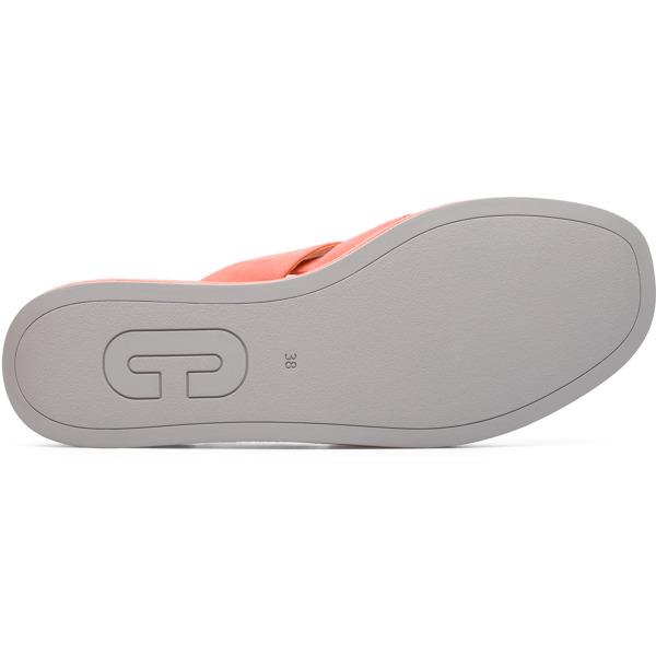 Camper Misia Pink Formal Shoes Women K200591-002