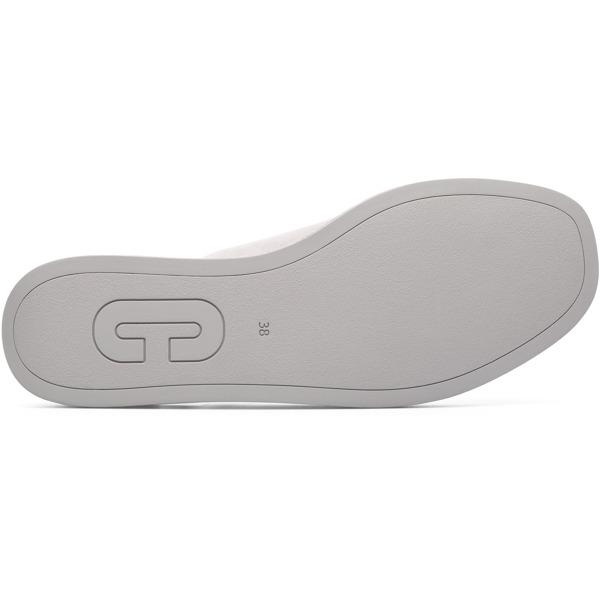 Camper Misia Grey Formal Shoes Women K200592-002