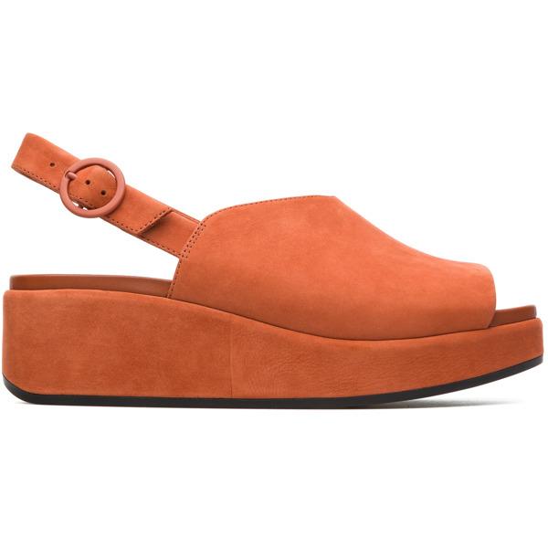 Camper Misia Brown Sandals Women K200592-003
