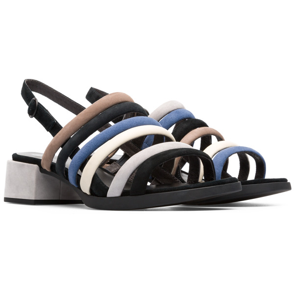 Camper Twins Multicolor Sandals Women K200599-002