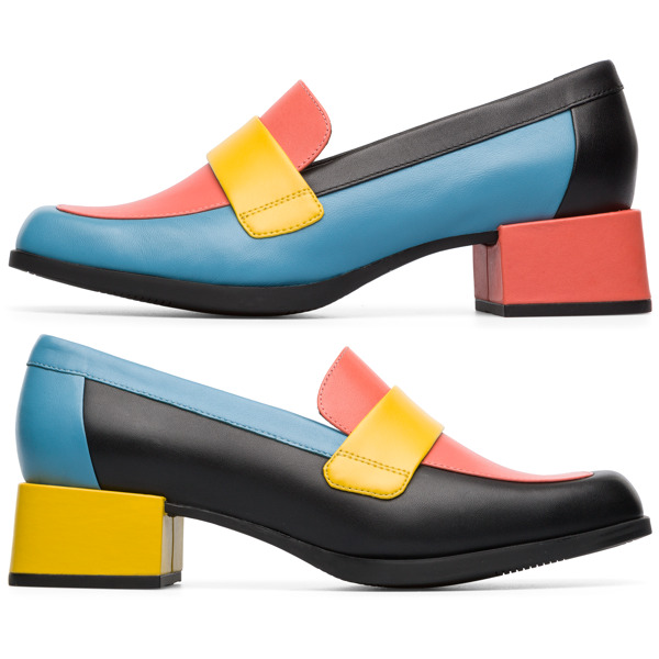 Camper Twins Multicolor Formal Shoes Women K200605-002