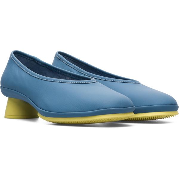 Camper Alright Blue Heels Women K200607-006