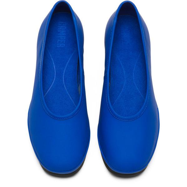 Camper Alright Blue Formal Shoes Women K200607-007