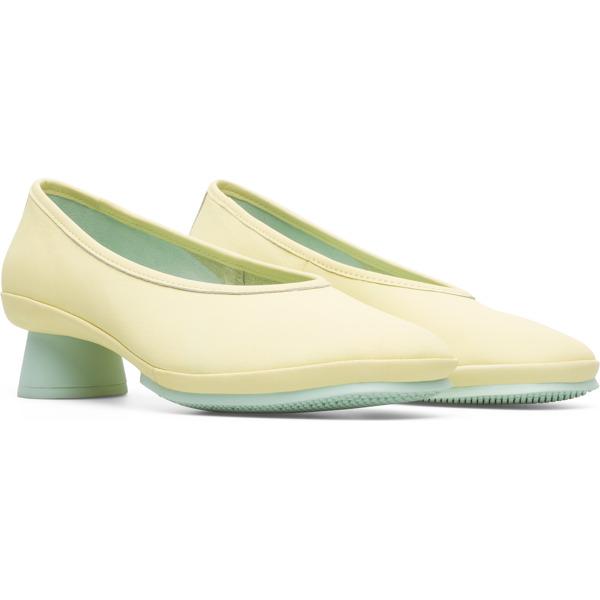 Camper Alright Yellow Heels Women K200607-011